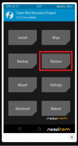 Backup Stable rom 9 6 3 , MIUI 9 « Needrom – Mobile