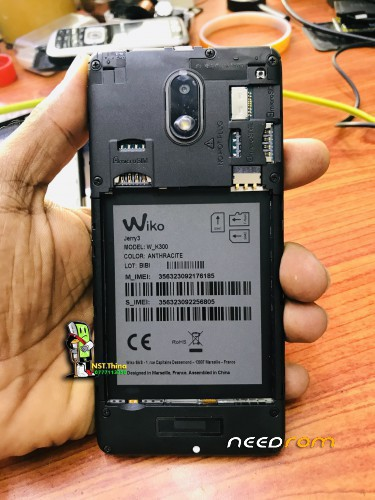 ROM Wiko W_K300 Jerry 3 | [Custom] add the 12/15/2018 on Needrom