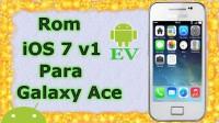 iOS 7 Rom v1