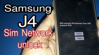 SM-J400F Country Unlock Firmware