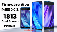 Vivo NEX 2 (Dual Screen) (PD1821F) firmware