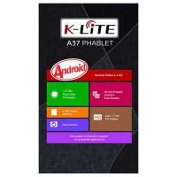 K-Lite A37 Phablet