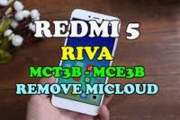 Redmi 5A Remove Micloud