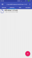 ADB & Fastboot Redmi Note 2 Execute