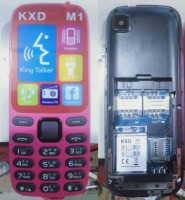 KXD M1 Flash File without password and free