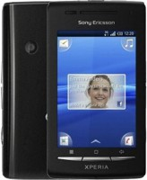 Sony Ericsson Xperia X8 E15i firmware